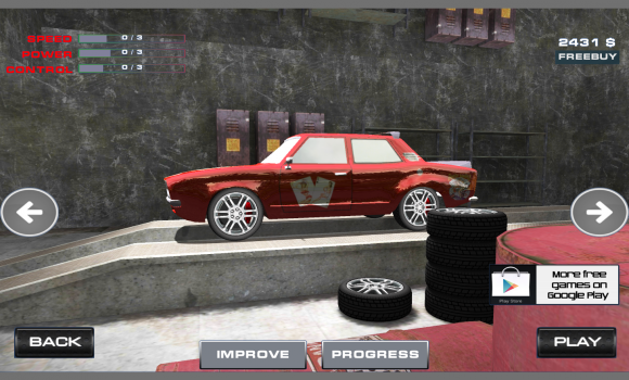 Real Traffic Racing 3D Ekran Görüntüleri - 3