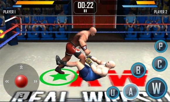 Real Wrestling 3D Ekran Görüntüleri - 4