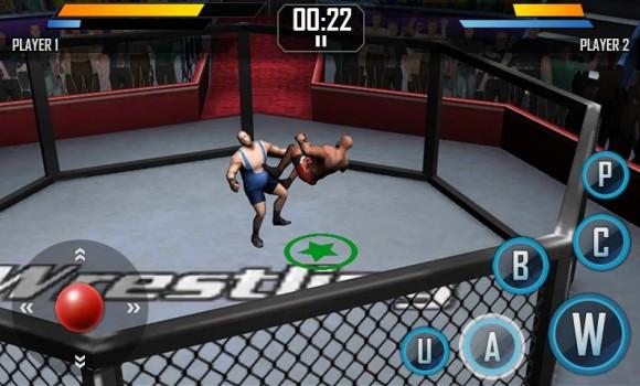 Real Wrestling 3D Ekran Görüntüleri - 2
