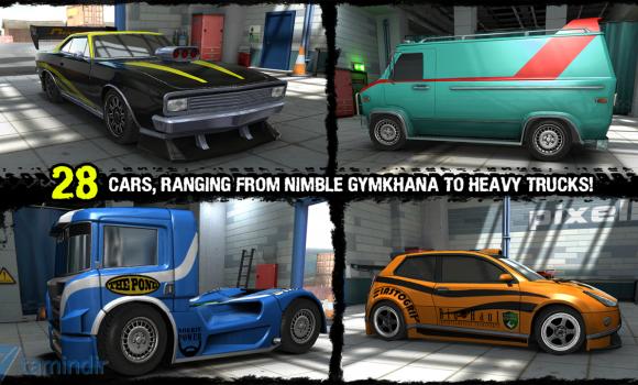 Reckless Racing 3 Ekran Görüntüleri - 1