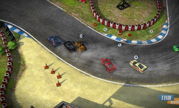 Reckless Racing Ultimate LITE Ekran Görüntüleri - 6