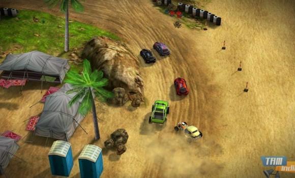 Reckless Racing Ultimate LITE Ekran Görüntüleri - 3