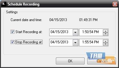Recordzilla Ekran Görüntüleri - 1