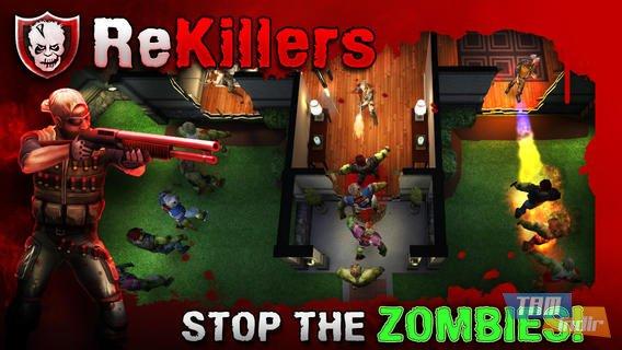 ReKillers : Zombie Defense Ekran Görüntüleri - 5