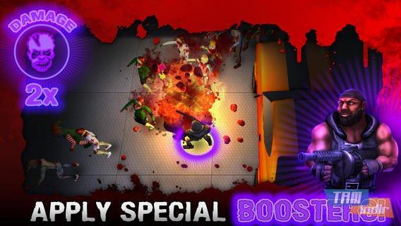 ReKillers : Zombie Defense Ekran Görüntüleri - 1