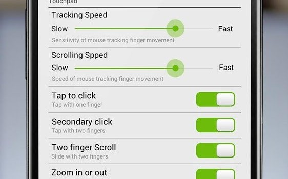 Remote Mouse Ekran Görüntüleri - 2