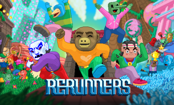 ReRunners: Race for the World Ekran Görüntüleri - 1
