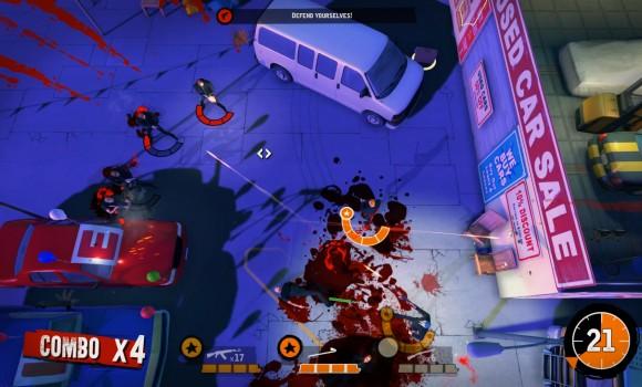 Reservoir Dogs: Bloody Days Ekran Görüntüleri - 8