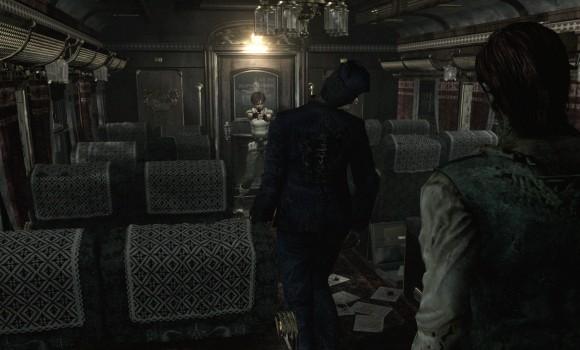 Resident Evil 0 HD Remaster Ekran Görüntüleri - 8