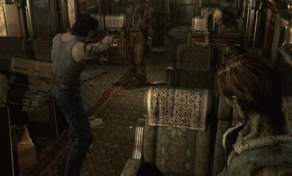 Resident Evil 0 HD Remaster Ekran Görüntüleri - 7