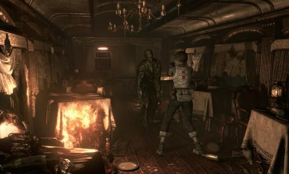 Resident Evil 0 HD Remaster Ekran Görüntüleri - 5