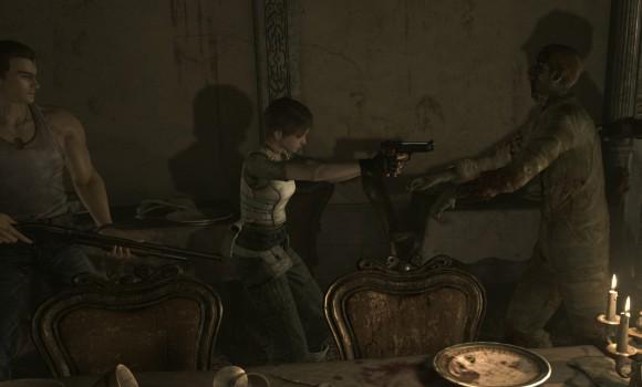 Resident Evil 0 HD Remaster Ekran Görüntüleri - 3