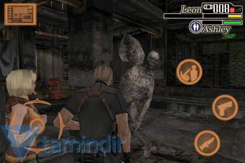 Resident Evil 4: LITE Ekran Görüntüleri - 1