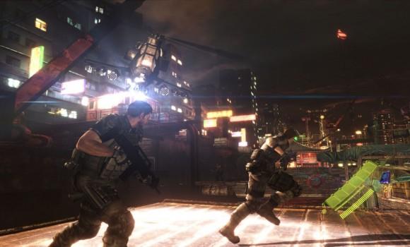 Resident Evil 6 Ekran Görüntüleri - 8