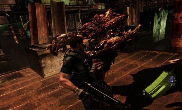 Resident Evil 6 Ekran Görüntüleri - 7