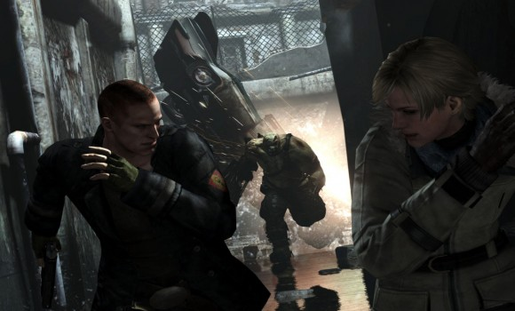 Resident Evil 6 Ekran Görüntüleri - 6