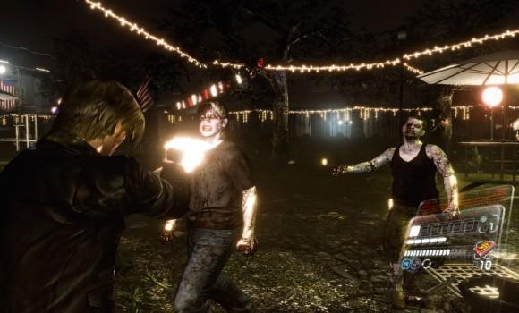 Resident Evil 6 Ekran Görüntüleri - 4