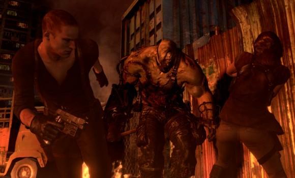 Resident Evil 6 Ekran Görüntüleri - 1