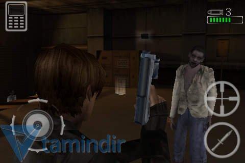 Resident Evil: Degeneration Lite Ekran Görüntüleri - 2