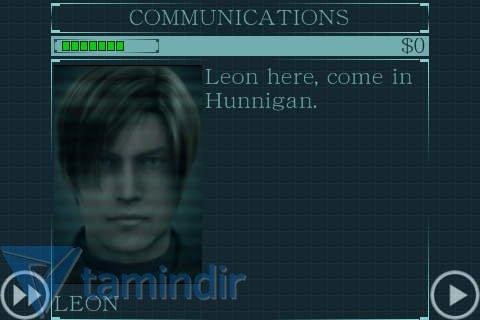 Resident Evil: Degeneration Lite Ekran Görüntüleri - 1