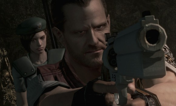 Resident Evil HD Remaster Ekran Görüntüleri - 7