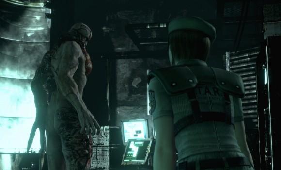 Resident Evil HD Remaster Ekran Görüntüleri - 6