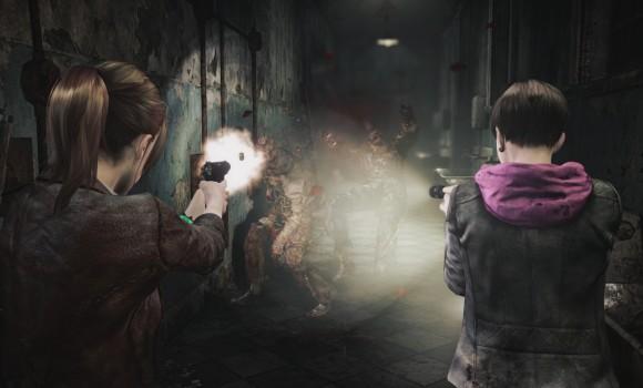 Resident Evil Revelations 2 Ekran Görüntüleri - 9