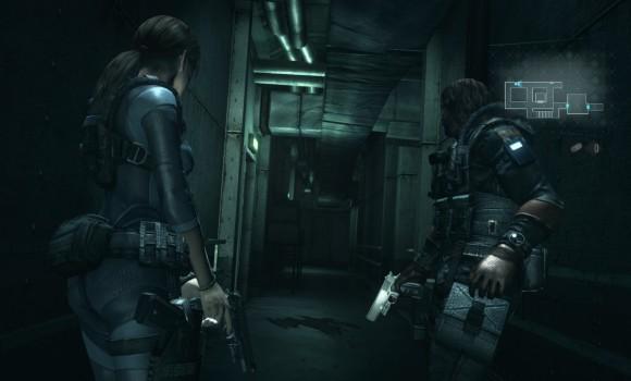 Resident Evil Revelations Ekran Görüntüleri - 8