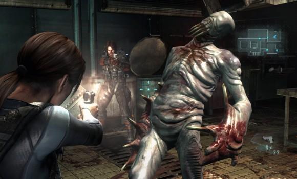 Resident Evil Revelations Ekran Görüntüleri - 7