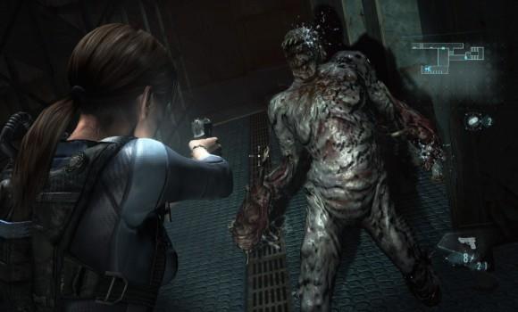 Resident Evil Revelations Ekran Görüntüleri - 4
