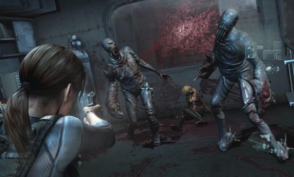 Resident Evil Revelations Ekran Görüntüleri - 17