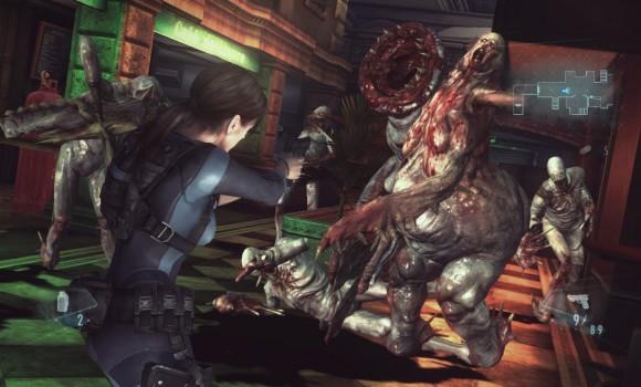 Resident Evil Revelations Ekran Görüntüleri - 10