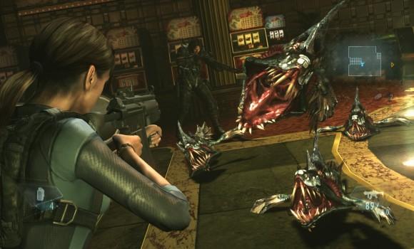 Resident Evil Revelations Ekran Görüntüleri - 16