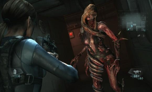 Resident Evil Revelations Ekran Görüntüleri - 13