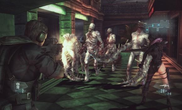 Resident Evil Revelations Ekran Görüntüleri - 12