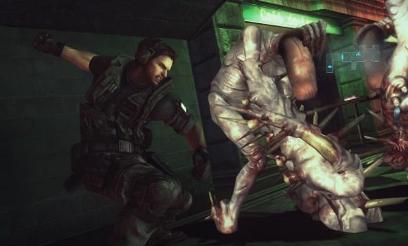 Resident Evil Revelations Ekran Görüntüleri - 11