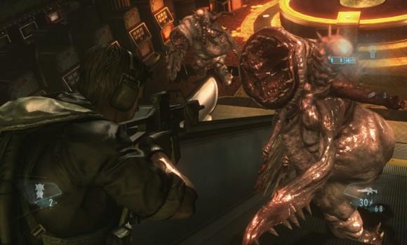 Resident Evil Revelations Ekran Görüntüleri - 1