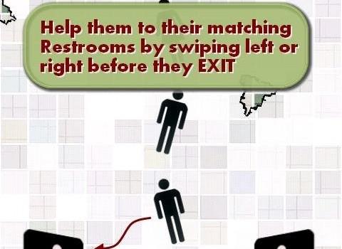 Restroom Panic Ekran Görüntüleri - 4