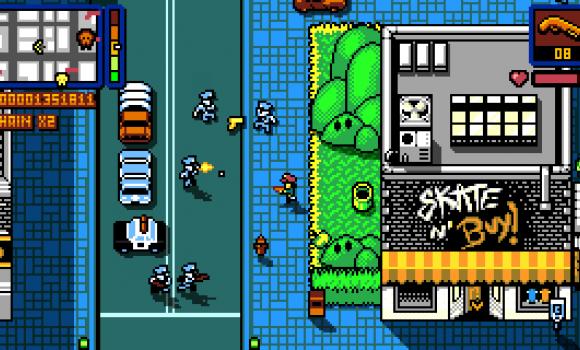 Retro City Rampage DX Ekran Görüntüleri - 5