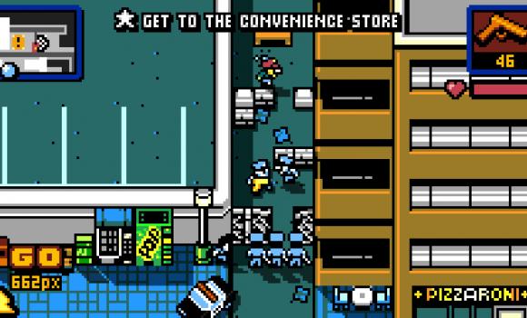 Retro City Rampage DX Ekran Görüntüleri - 1