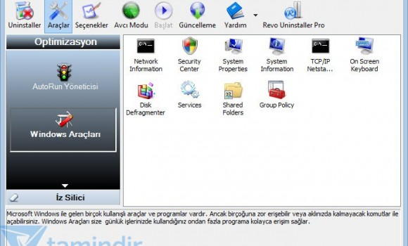 Revo Uninstaller Ekran Görüntüleri - 4