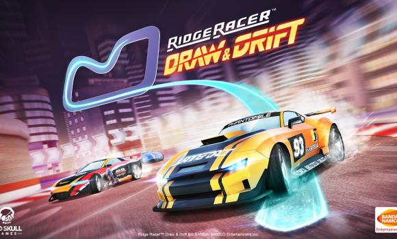 Ridge Racer Draw And Drift Ekran Görüntüleri - 4