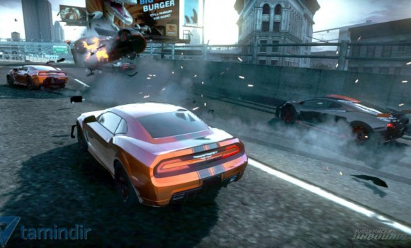 Ridge Racer Unbounded Ekran Görüntüleri - 3