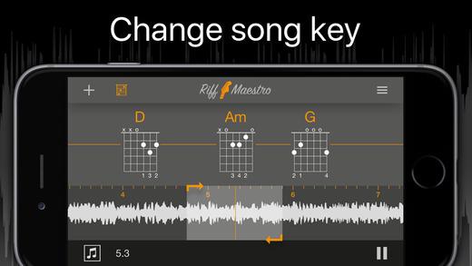 Riff Maestro Ekran Görüntüleri - 1