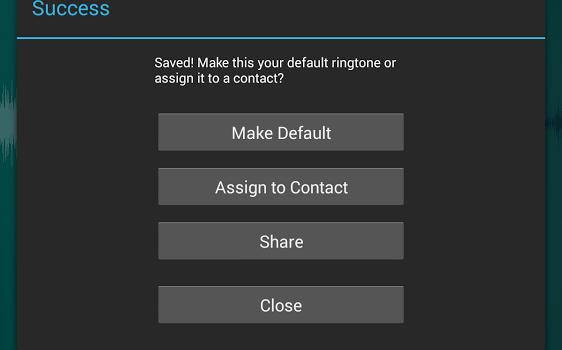 Ringtone Maker Ekran Görüntüleri - 4