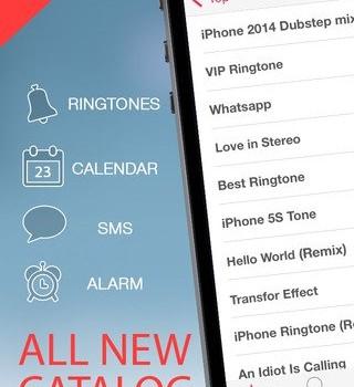 Ringtones for iPhone Ekran Görüntüleri - 5