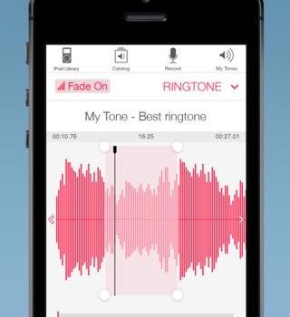 Ringtones for iPhone Ekran Görüntüleri - 2