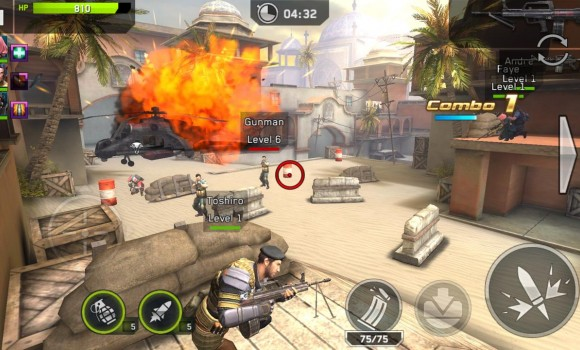 Rival Fire Ekran Görüntüleri - 2