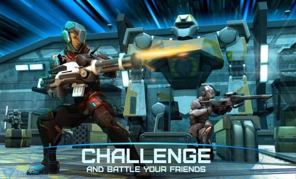 Rivals at War: 2084 Ekran Görüntüleri - 3