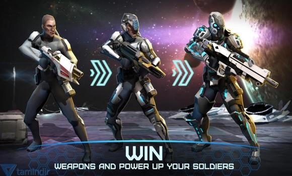 Rivals at War: 2084 Ekran Görüntüleri - 2